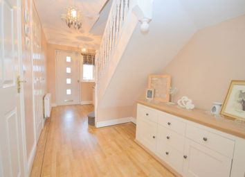 Thumbnail 4 bed terraced house for sale in Hampton Court Way, Widnes