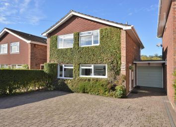 Thumbnail 4 bed detached house for sale in South Road, Clanfield, Waterlooville