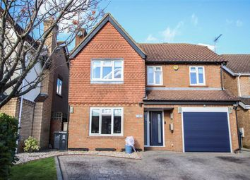 Thumbnail 4 bed detached house for sale in The Finches, Hertford, Herts