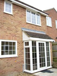Thumbnail 1 bed semi-detached house to rent in Valley Road, Buckingham, Buckinghamshire