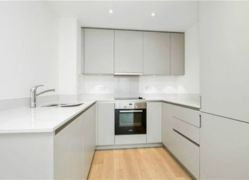 Thumbnail 1 bedroom flat to rent in Pinnacle Apartments, Saffron Central Square, East Croydon, Surrey