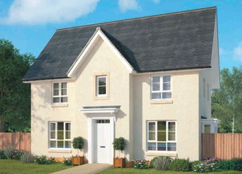 "Thumbnail 4 bed detached house for sale in ""Craigcrook"" at Cortmalaw Crescent, Robroyston, Glasgow"