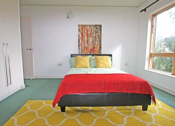 Thumbnail 1 bed flat to rent in John Harrison Way, London