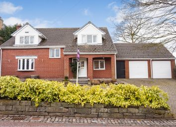 Thumbnail 4 bed detached house for sale in Norton Village, Norton, Runcorn