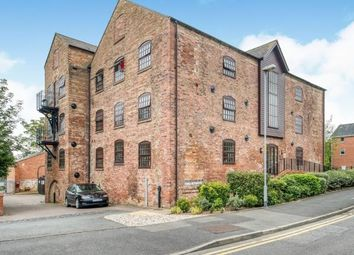 Thumbnail 3 bed flat for sale in The Old Mill, Mill Bank, Evesham, Worcestershire