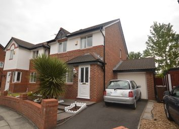 Thumbnail 3 bedroom detached house for sale in Richmond Crescent, Netherton