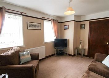 Thumbnail 1 bed flat for sale in Montrose Street, Clydebank