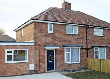 Thumbnail 4 bed semi-detached house to rent in Lerecroft Road, York