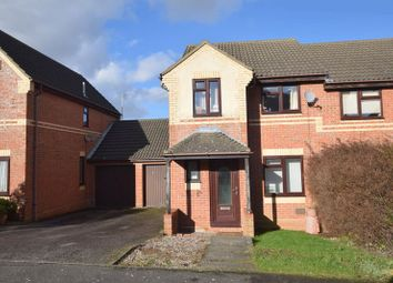 Thumbnail 3 bed semi-detached house for sale in Sweetlands Corner, Kents Hill, Milton Keynes