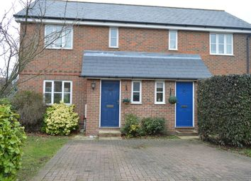 Thumbnail 2 bed semi-detached house to rent in Partridge Drive, St. Marys Island, Chatham
