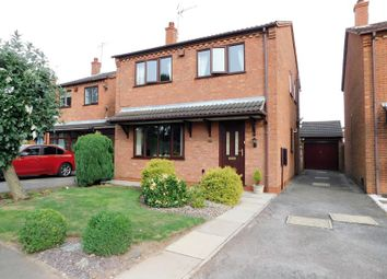 Thumbnail 4 bed detached house for sale in Wootton Drive, Stafford