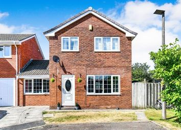 Thumbnail 3 bedroom link-detached house for sale in Redruth Drive, Carnforth, Lancaster, Lancashire