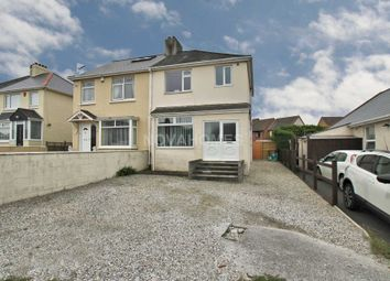 Thumbnail 3 bed semi-detached house for sale in Crownhill Road, Crownhill
