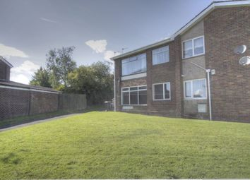 Thumbnail 1 bed flat for sale in Greenways, Delves Lane, Consett