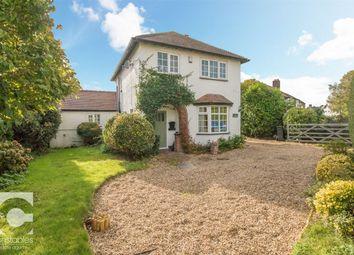 Thumbnail 3 bed detached house for sale in Sunnybank, Mellock Lane, Little Neston, Neston, Cheshire