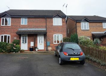Thumbnail 2 bed semi-detached house for sale in Lancaster Way, Northampton