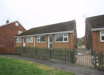 Thumbnail 2 bed bungalow to rent in Abbots Close, Sutton House Road, Hull