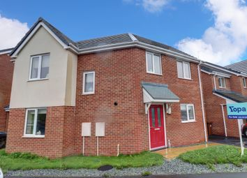 3 bed detached house for sale in Flint Street, Weston Coyney, Stoke-On-Trent ST3