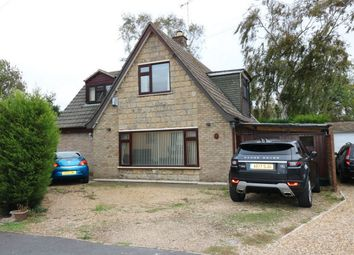 Thumbnail 3 bed detached house for sale in Pingle Lane, Northborough, Market Deeping, Cambridgeshire