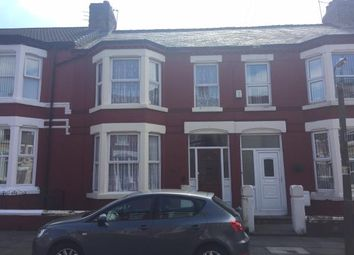Thumbnail 4 bedroom terraced house for sale in Portelet Road, Stoneycroft, Liverpool