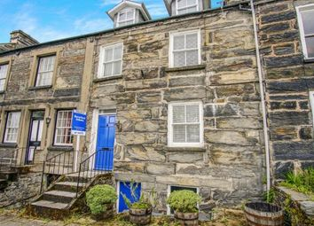 Thumbnail 3 bedroom terraced house for sale in Corn Hill, Porthmadog, Gwynedd