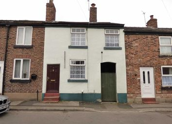 Thumbnail 3 bed cottage for sale in Copper Street, Macclesfield, Cheshire
