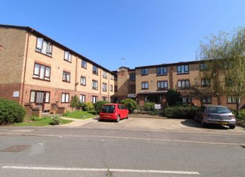 Thumbnail 1 bed flat to rent in Churchill Court, Ainsley Close, Edmonton, London