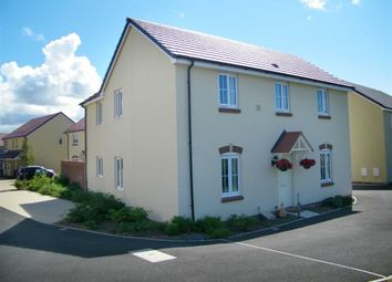 Thumbnail 4 bed detached house for sale in Wentworth Close, Milford Haven, Milford Haven