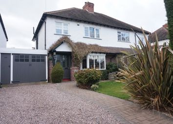 Thumbnail 3 bed semi-detached house for sale in Walmley Road, Walmley, Sutton Coldfield