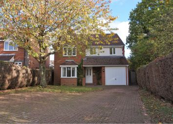 Thumbnail 4 bed detached house for sale in Hawthorn Close, Abbots Langley