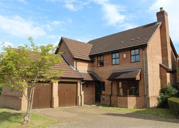 Thumbnail 4 bed detached house to rent in Menzies Court, Shenley Lodge, Milton Keynes