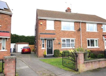 Thumbnail 3 bed semi-detached house for sale in Hazel Grove, Armthorpe, Doncaster