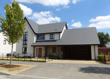 Thumbnail 4 bedroom detached house for sale in Abbotsbury Drive, 'waterside', Monksmoor, Daventry