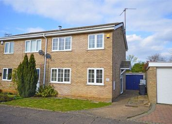 3 bed semi-detached house for sale in Sherwood Avenue, Kingsthorpe, Northampton NN2