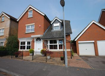 Thumbnail 4 bed detached house for sale in Tamarisk Way, Weston Turville, Aylesbury, Buckinghamshire