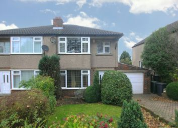 Thumbnail 3 bed semi-detached house for sale in Turnsteads Avenue, Cleckheaton, West Yorkshire