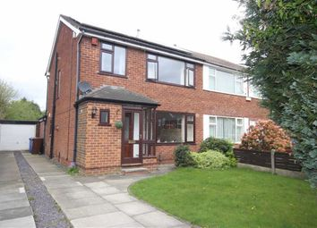 Thumbnail 3 bed property for sale in Rands Clough Drive, Boothstown, Manchester