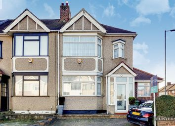 Thumbnail 3 bed end terrace house for sale in Geneva Gardens, Chadwell Heath