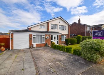 Thumbnail 6 bed detached house for sale in Raby Drive, Raby Mere, Wirral