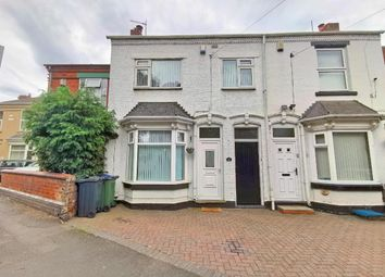 Thumbnail 3 bed terraced house for sale in Heath Lane, West Bromwich, West Midlands