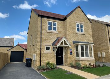 Thumbnail 3 bed detached house to rent in Regent Drive, Long Hanborough, Witney