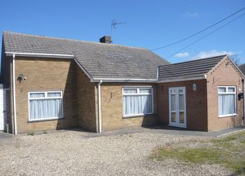 Thumbnail 3 bed bungalow to rent in Croft Road, Upwell, Wisbech