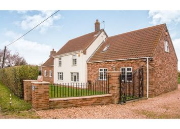 Thumbnail 5 bed detached house for sale in Fengate Road, Spalding