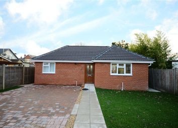 Thumbnail 2 bedroom detached bungalow for sale in Florence Road, College Town, Sandhurst