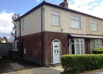 Thumbnail 3 bed semi-detached house for sale in Hawkhurst Avenue, Fulwood, Preston