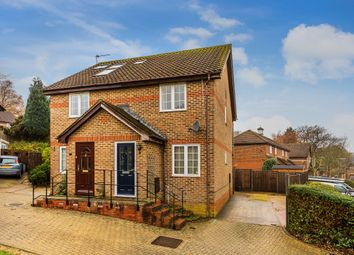 Thumbnail 2 bed semi-detached house for sale in Gayler Close, Bletchingley