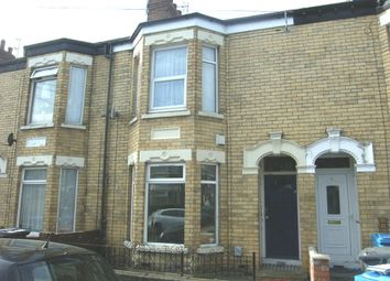 Thumbnail 3 bed terraced house for sale in Falmouth Street, Hull