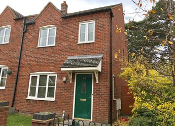 Thumbnail 3 bed semi-detached house for sale in Pooler Close, Wellington, Telford