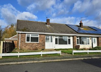 Thumbnail 3 bedroom semi-detached bungalow to rent in Brook Grove, Dereham