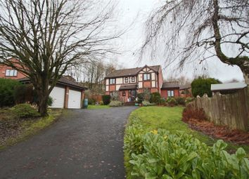 Thumbnail 4 bed detached house for sale in Foot Mill Crescent, Shawclough, Rochdale, Greater Manchester